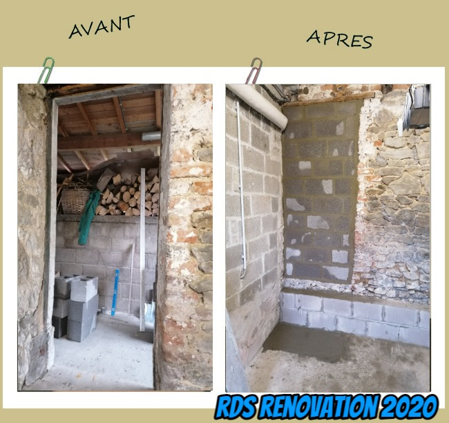 Entreprise Renovation Maconnerie Amay